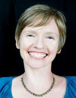 Headshot of a smiling Victoria Matthew