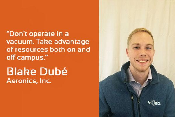 Blake Dube