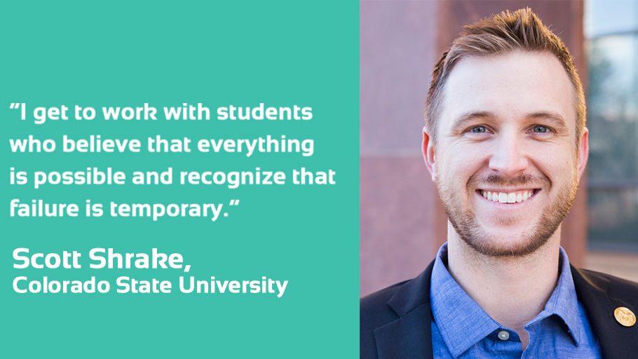 Scott Shrake Faculty Spotlight