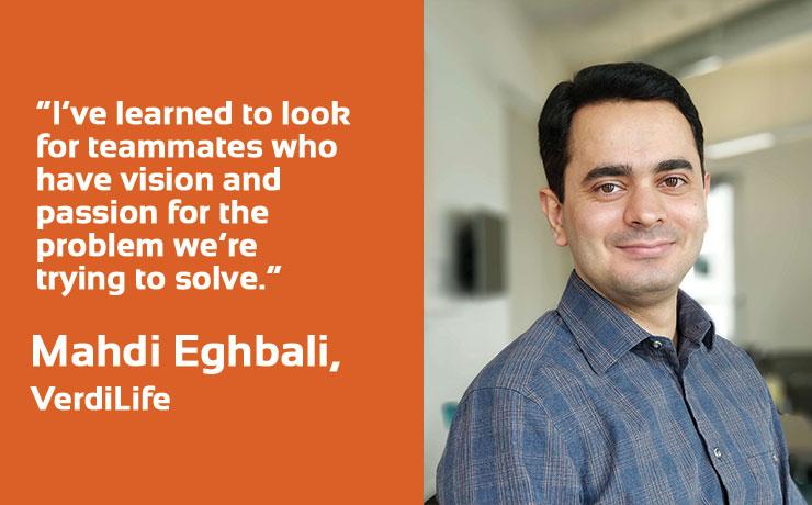 Mahdi Eghbali