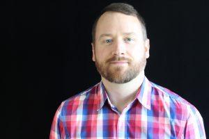 Headshot of Tim Binkert | VentureWell Communications Officer