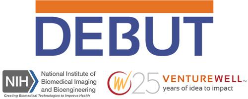 DEBUT - NIBIB & VentureWell