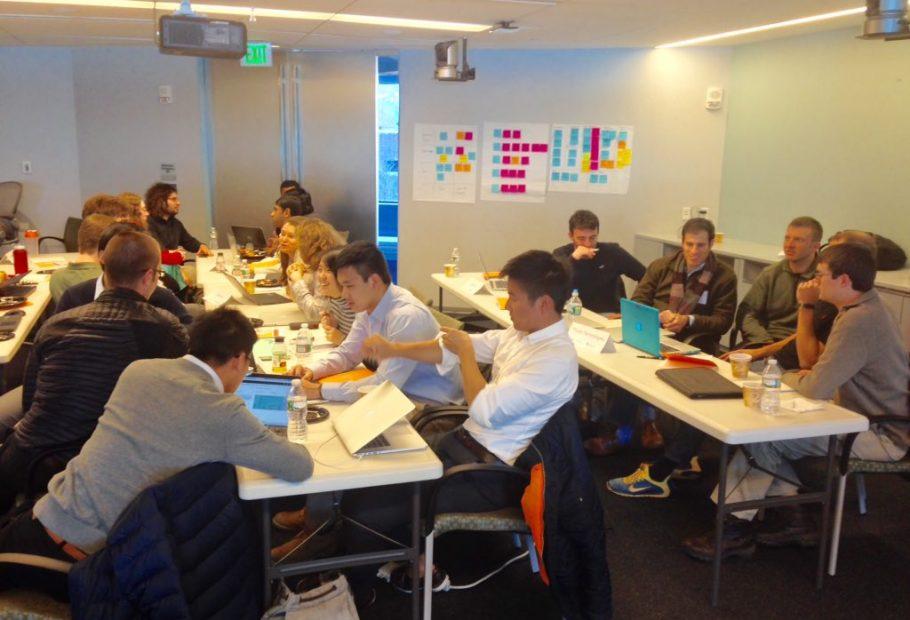 e-team training