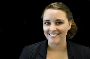 Headshot of Katie Dzugan | University Innovation Fellows Associate